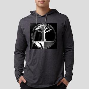 Living Tree Black Long Sleeve T-Shirt