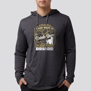 Briard Long Sleeve T-Shirt
