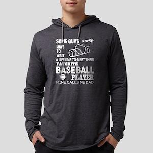 My Favorite Baseball Player Ca Long Sleeve T-Shirt