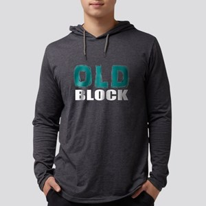 Daddy block (match BABY CHIP) Long Sleeve T-Shirt