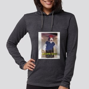 Laughing Sally Full Womens Hooded Shirt