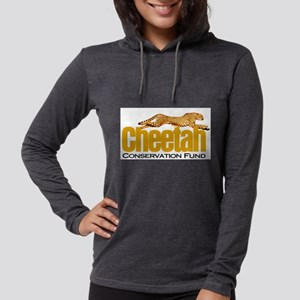 Cheetah Conservation Fund Womens Hooded Shirt