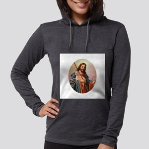 Jesus - Shepherd with Lamb Long Sleeve T-Shirt