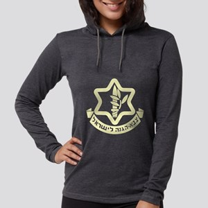 Israeli Defense Forces Insignia Long Sleeve T-Shir
