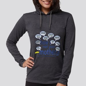 HIMYM TV Show Quotes Long Sleeve T-Shirt