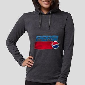 Pepsi Womens Hooded Shirt