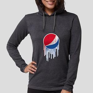 Pepsi Varsity Drip Womens Hooded Shirt