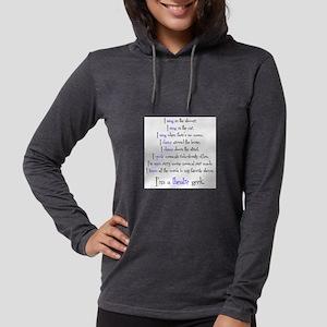Theatre Geek 2 Long Sleeve T-Shirt