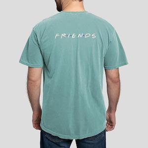 7f6db64d6 Friends TV Show Men's Comfort Color® T-Shirts - CafePress