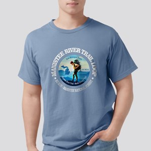 Manistee River Trail Loop T-Shirt
