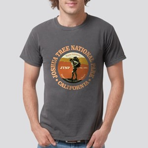 Joshua Tree Np (or) Mens Comfort Colors Shirt