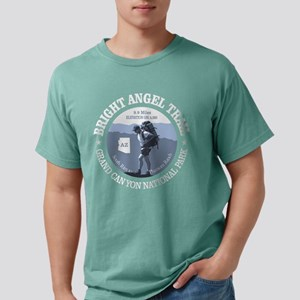 Bright Angel Trail Mens Comfort Colors Shirt