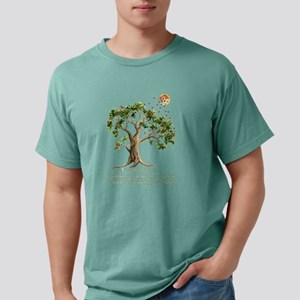 Kenyan Nature Proverb Mens Comfort Colors Shirt