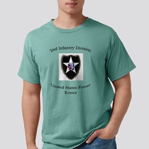2nd inf div Mens Comfort Colors® Shirt