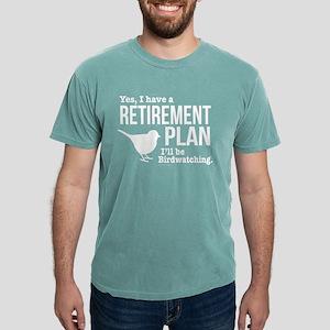 f8e75689 Birdwatching Retirement Plan T-Shirt