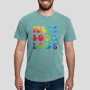 f16fb0c6 Peace Love Dogs Tiedye T-Shirt