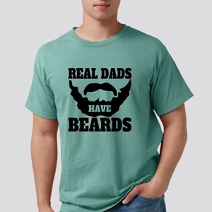 Real Dads Have Beards T-Shirt