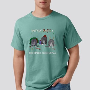 Nothin Butt A Sheepdog Xmas T-Shirt