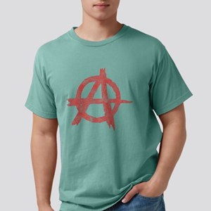 Vintage Anarachy Symbol T-Shirt
