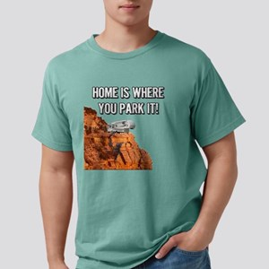 Home Is Where You Park It - Fifth Wh T-Shirt