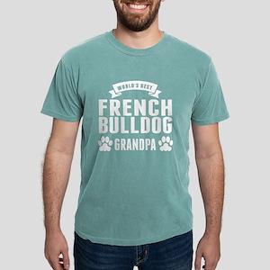 Worlds Best French Bulldog Grandpa T-Shirt