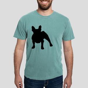 French Bulldog Shadow Mens Comfort Colors Shirt