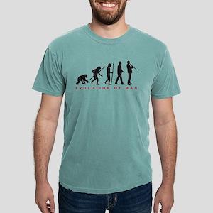 evolution of man clarinet player T-Shirt