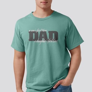 Son's First Hero - Daughter's First Love T-Shirt