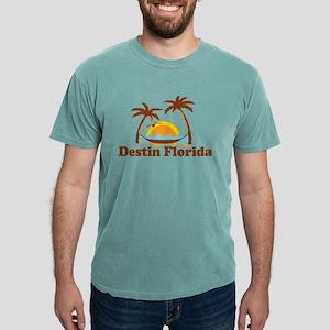 Destin Florida - Palm Tees Design. T-Shirt