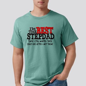 Best Stepdad Mens Comfort Colors® Shirt