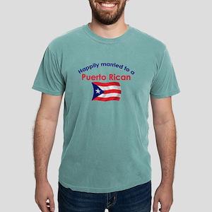 Happ Married Puerto Rican 2 T-Shirt