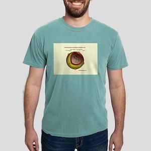 Putative HCV particle structure T-Shirt