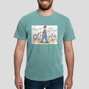 Thanksgiving Mooo Ash Grey T-Shirt