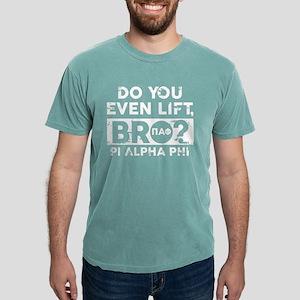 Pi Alpha Phi Do You Li Mens Comfort Color T-Shirts
