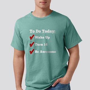 14th Birthday Checklist T-Shirt