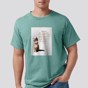 cats-and-heaven-card T-Shirt