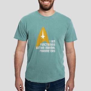 Star Trek - Normal Param Mens Comfort Colors Shirt