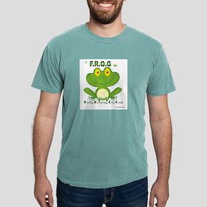 F.R.O.G. Fully, Relying,On,God T-Shirt