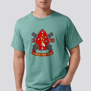3rd Bn 10th Marines Mens Comfort Colors Shirt