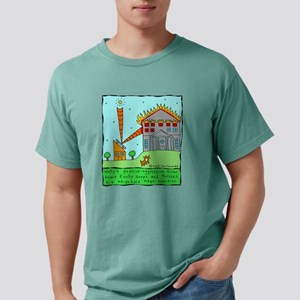 Passive-aggressive solar home White T-Shirt
