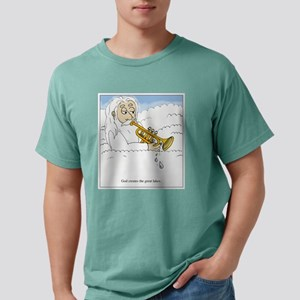 God creates the great lakes; T-Shirt