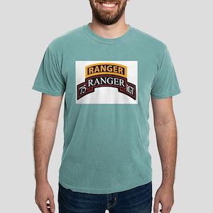 75 Ranger RGT scroll with Ran T-Shirt