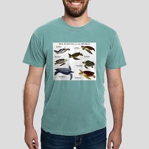 Sea Turtles of the World T-Shirt