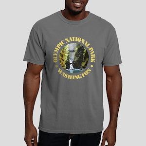 Olympic NP Mens Comfort Colors Shirt