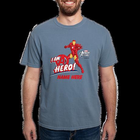 Iron Man Personalized