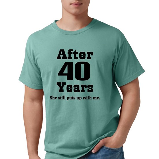 40th Anniversary Gift Idea