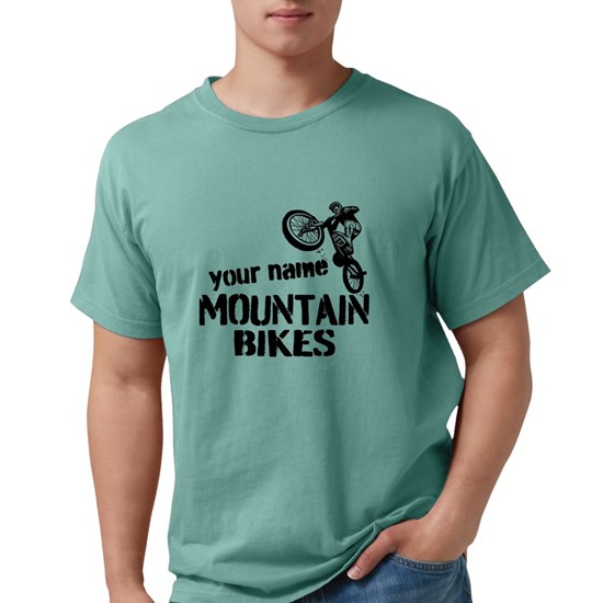 Custom Mountain Bikes