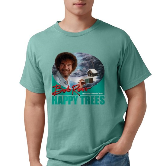 DarkSweatshirt_HappyTrees_PaintHandleGreen