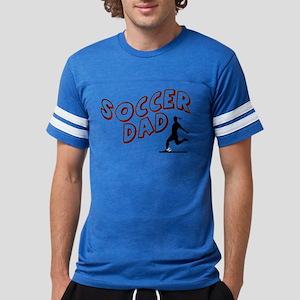 Soccer Dad (daughter) Mens Football Shirt
