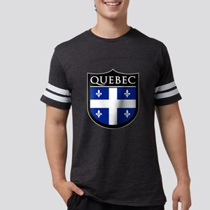 Quebec patch-FINAL - PRO Mens Football Shirt